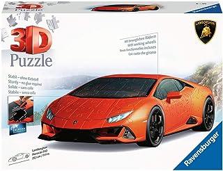 Ravensburger - Puzzle 3D - Véhicule - Lamborghini Huracan Evo - 11238