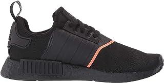 adidas Originals mens Nmd_r1 Shoe, Core Black/Core Black/Solar Red, 9.5 US