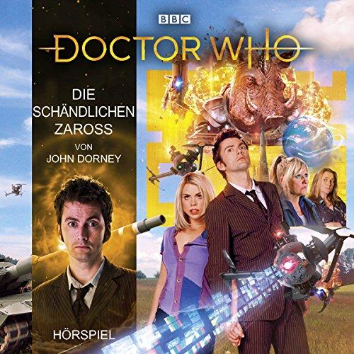 Die schändlichen Zaross (Doctor Who Hörspiele: Der 10. Doktor) audiobook cover art