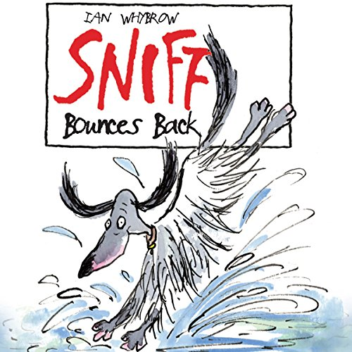 Sniff Bounces Back cover art