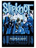 Poster Fahne Slipknot People Shit