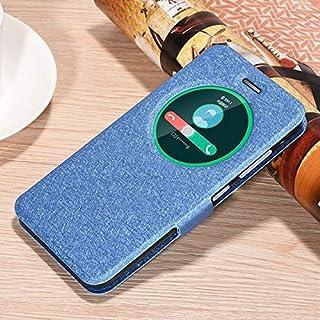 جرابات قلابة - جراب لهاتف Asus Zenfone 3 ZE520KL جراب من الجلد الصناعي لهاتف Asus Zenfone 3 Deluxe ZE552KL ZS570KL غطاء قل...