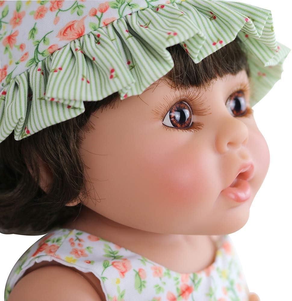 Bathtub Waterproof Reborn Baby Doll outlet Body Vinyl Do Full Girl Large discharge sale