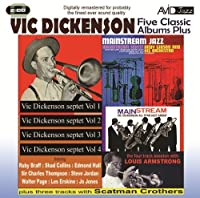 5 Classic Albums Plus by Vic Dickenson (2012-11-15)