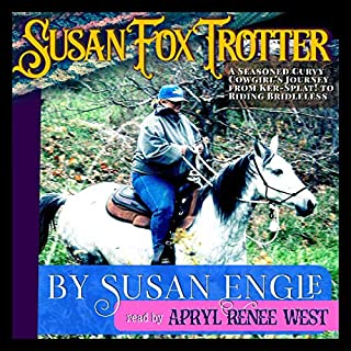 Susan FoxTrotter audiobook cover art