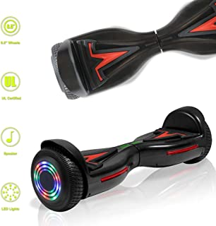 hoverboard with stick
