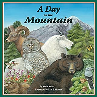 A Day on the Mountain audiobook cover art