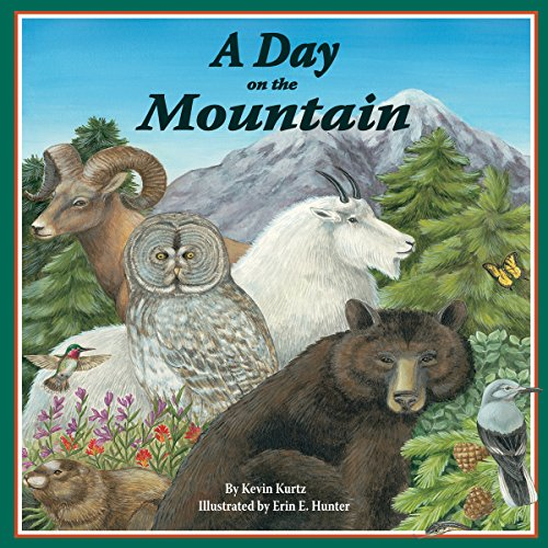 A Day on the Mountain copertina
