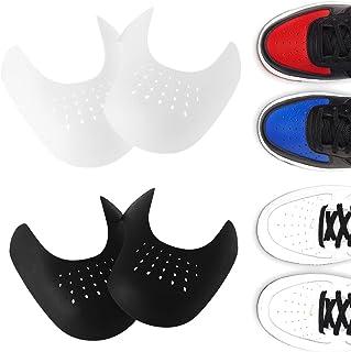HONGECB Scudi per Scarpe, Protezioni Contro Le Pieghe delle Scarpe, Sneaker Scarpa Scudi, Pieghe per Scarpe Antirughe, Ant...