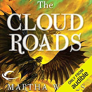 The Cloud Roads                   By:                                                                                                                                 Martha Wells                               Narrated by:                                                                                                                                 Christopher Kipiniak                      Length: 15 hrs and 7 mins     908 ratings     Overall 4.2