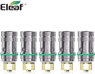 イーリーブ Eleaf EC Ceramic coil セラミックコイル アトマイザーヘッド VAPE 5個 0.5Ω