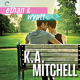 Ethan & Wyatt                   By:                                                                                                                                 K. A. Mitchell                               Narrated by:                                                                                                                                 Cooper North,                                                                                        Teddy Hamilton                      Length: 10 hrs and 18 mins     6 ratings     Overall 4.2