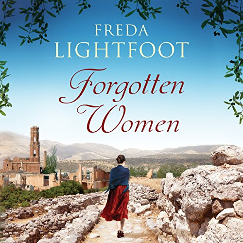 Forgotten Women audiobook cover art