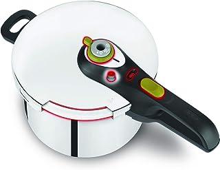 Tefal P2534239 Secure Neo Pressure Cooker, Silver, W 45.0 x H 29.8 x D 20.4 cm, 4Liter
