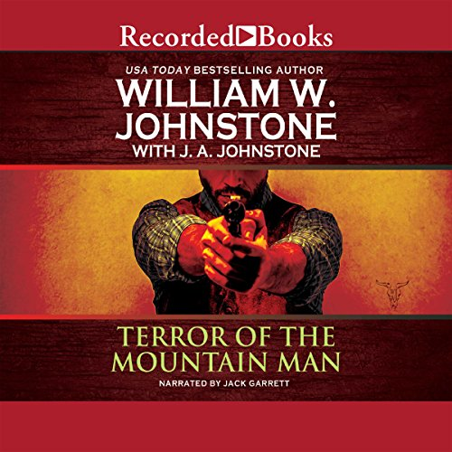 Terror of the Mountain Man audiobook cover art