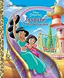 Jasmine Is My Babysitter (Disney Princess) (Little Golden Book)