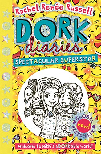 Dork Diaries: Spectacular Superstar (Volume 14)