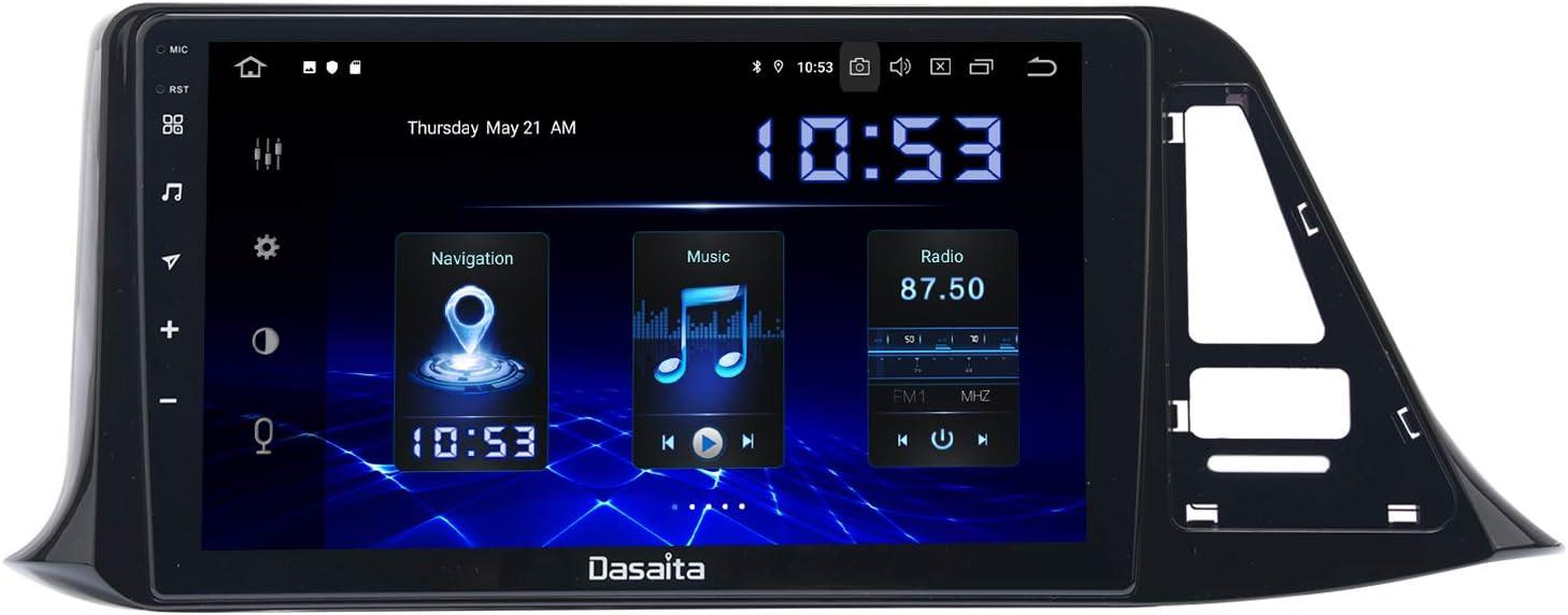 Android 10.0 Car GPS Radio for Toyota CH-R CHR 2016 2017 2018 Stereo Navigation Head Unit Dash 4GB Ram 32GB ROM 9inch Screen