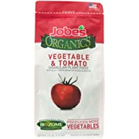Jobe's Organics Granules Organic Plant Food, 4 lb
