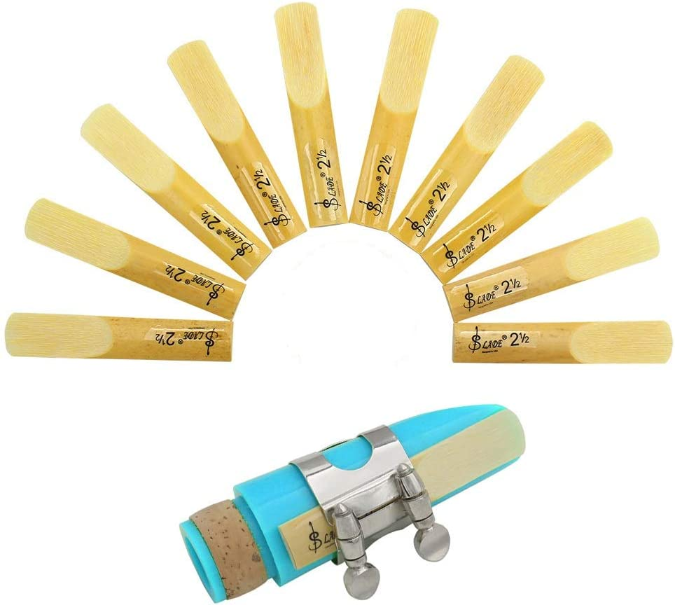 Max 88% OFF Save money Clarinet Reeds TINGOBABY 20 Strengt Packs for 2.5