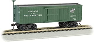 Old-Time Box Car C&NW HO 72306