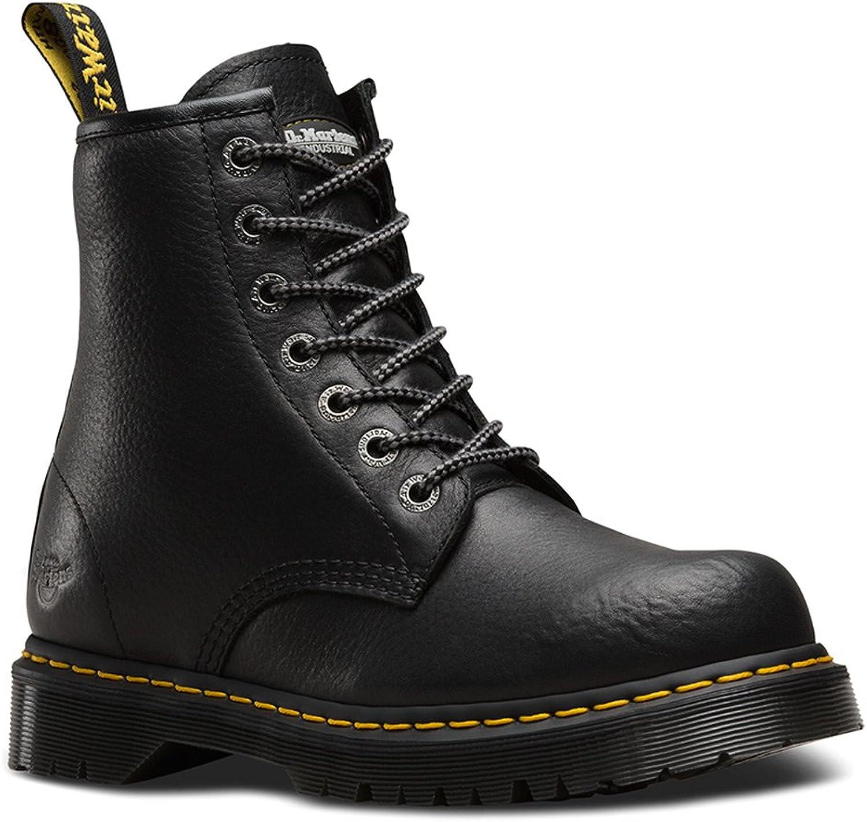 Dr. Martens Unisex 7B10 Slip Resistant Resistant Resistant NS 7 Eye Leather Stiefel  bef73b