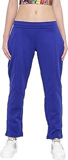 Alcis Blue Women's Trackpant