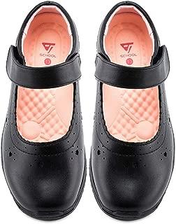 Girls School Dress Shoes Mary Jane Flats