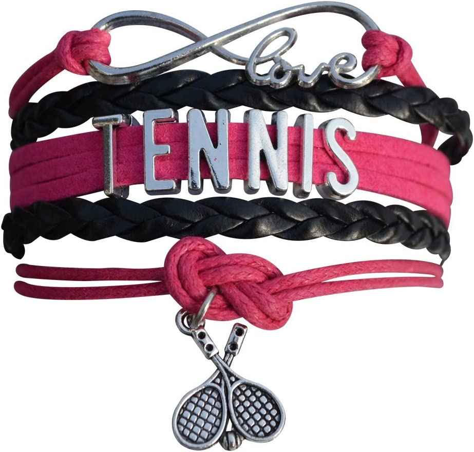 Max 85% OFF Infinity San Jose Mall Collection Pink Tennis Jewelry- Racket Bracelet-