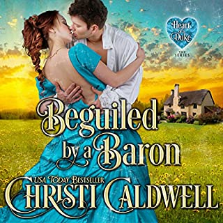 Beguiled by a Baron audiobook cover art