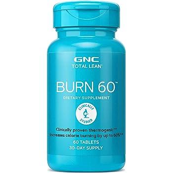 gnc burn 60 felülvizsgálat fogyás