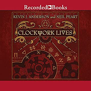 Clockwork Lives                   Auteur(s):                                                                                                                                 Kevin J. Anderson,                                                                                        Neil Peart                               Narrateur(s):                                                                                                                                 Morgan Hallet,                                                                                        George Guidall,                                                                                        Richard Poe,                   Autres                 Durée: 12 h et 52 min     1 évaluation     Au global 5,0
