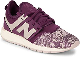 New Balance Womens WRL247HM Wrl247hm Purple Size: