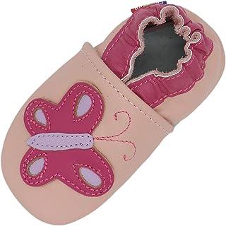 Carozoo Chaussures Bébé/Enfant à Semelle Souple