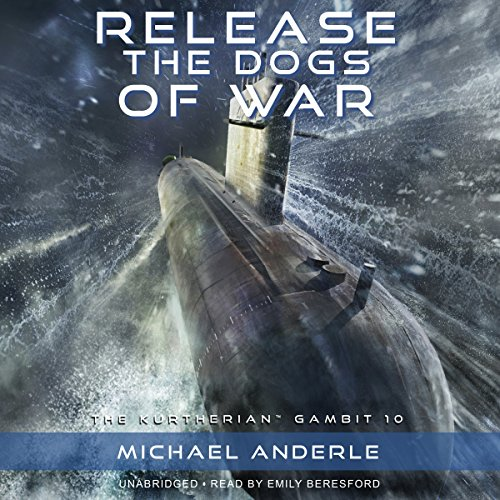Release the Dogs of War audiobook cover art