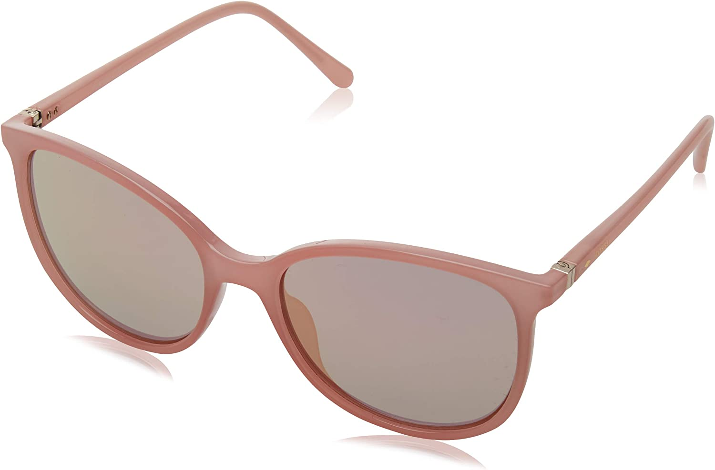 Fossil lunettes de soleil Femme Rose