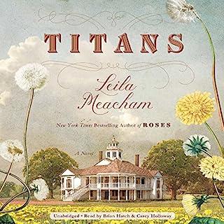 Titans audiobook cover art