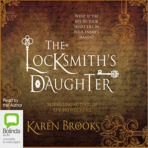 The Locksmith's Daughter audiobook cover art