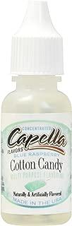 Capella Flavor Drops Blue Raspberry Cotton Candy, 0.4 fl oz.