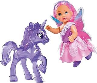 Simba Evi Love Unicorn Friend, Doll, 105733211