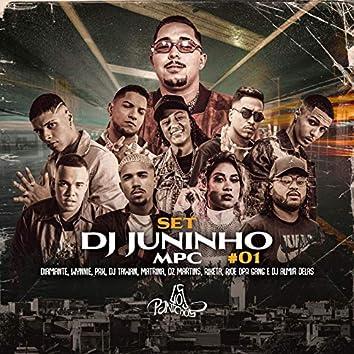 Set Dj Juninho Mpc #01