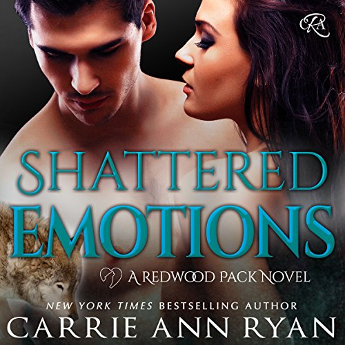 Shattered Emotions audiobook cover art