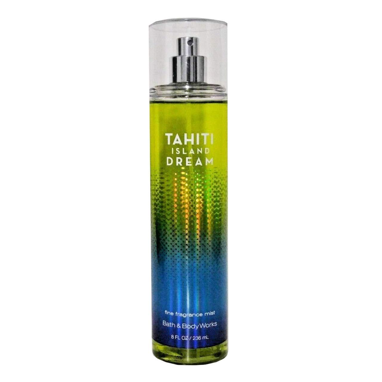 Bath and Body Works Tahiti Island High material 8 Fine Mist Dream Ou Fragrance Limited time cheap sale
