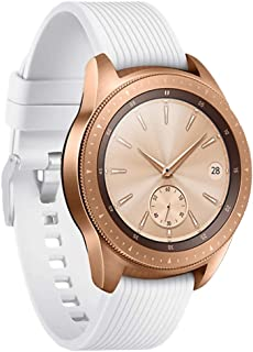 BONSTRAP Compatible Samsung Galaxy Watch 42mm/Samsung Gear S2/Gear Sport 20mm Silicone Watch Band