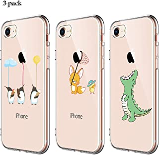 coque iphone 8 pingouin