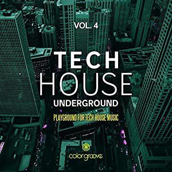 Tech House Underground, Vol. 4 (Playground For Tech House Music)