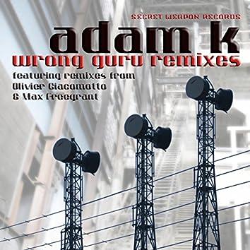 Wrong Guru Remixes