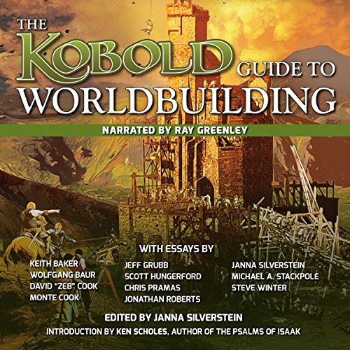 Kobold Guide to Worldbuilding Titelbild