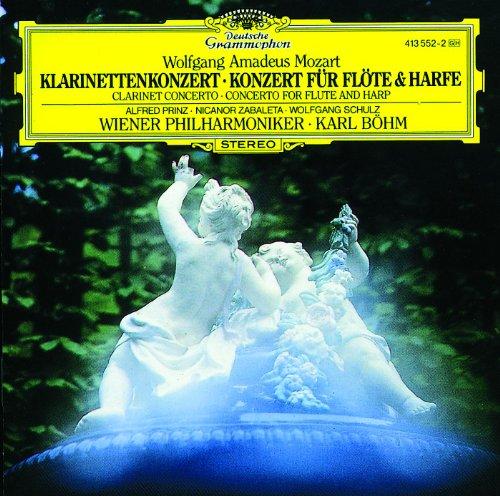 Mozart: Clarinet Concerto in A Major, K. 622 - II. Adagio