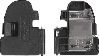 2 Pack New Digital Camera Battery Door Cover Cap Lid Chamber Replacement for Repair Canon EOS 5D Digital Camera